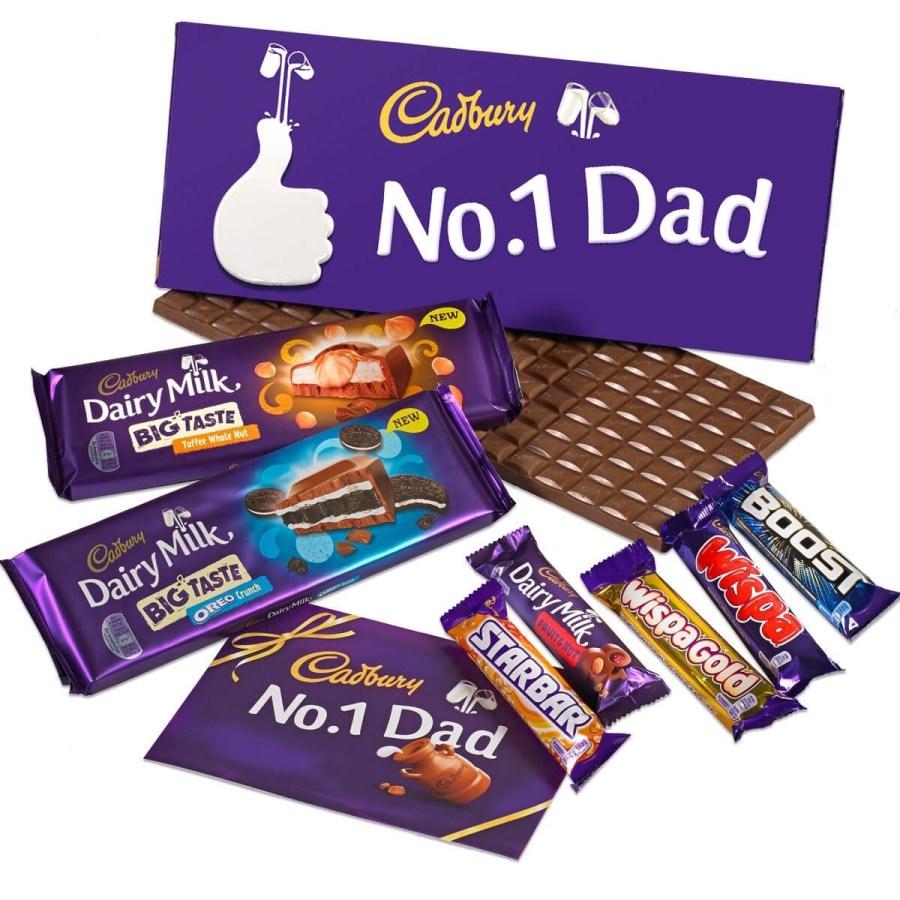 FREE Cadbury's Fathers Day Chocolate | Gratisfaction UK