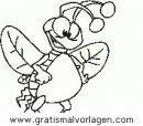 Insekten malvorlagen zum ausmalen fr kinder
