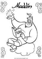 aladdin15 gratis Malvorlage in Aladdin, Comic ...