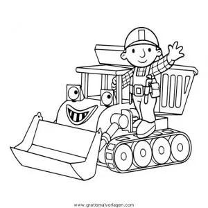 Baumaschinen 29 gratis Malvorlage in Baumaschinen