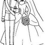 Brautpaar 21 gratis Malvorlage in Beliebt04 Diverse