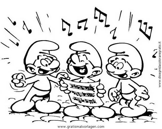 Chor17 Gratis Malvorlage In Diverse Malvorlagen Musik