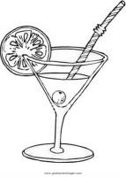 cocktail 1 gratis Malvorlage in Beliebt07, Diverse ...