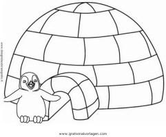 eskimos 8 gratis Malvorlage in Beliebt02, Diverse ...