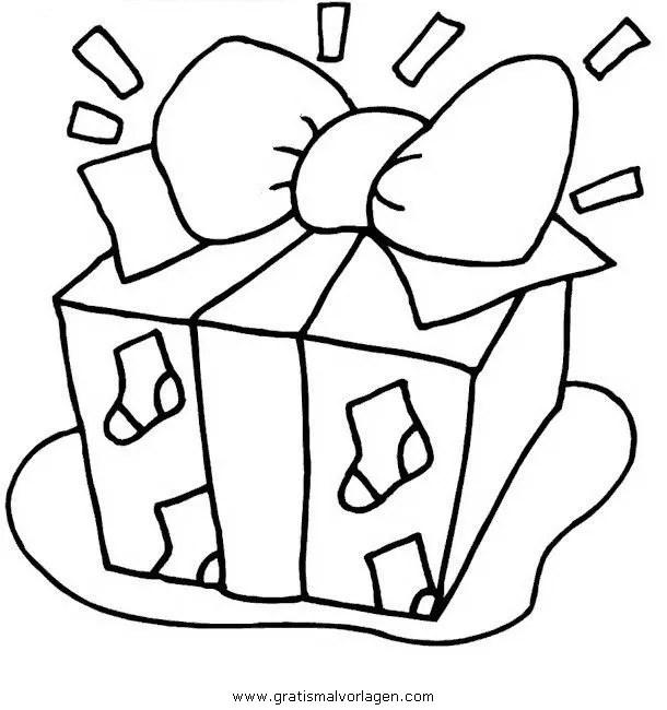 Geschenke 20 gratis Malvorlage in Geschenke Weihnachten