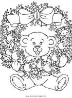 girlanden 65 gratis Malvorlage in Girlanden, Weihnachten ...