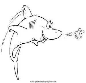Haie 25 gratis Malvorlage in Haie Tiere - ausmalen