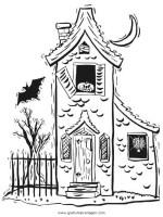 halloween 093 gratis Malvorlage in Halloween, Verschiedene ...