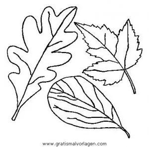 Herbst 69 gratis Malvorlage in Herbst Natur - ausmalen
