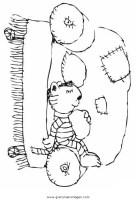 Ausmalbilder Tiger Und Bär Kostenlos   Kinder Ausmalbilder