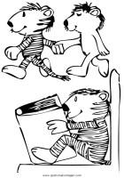 janosch 23 gratis Malvorlage in Comic & Trickfilmfiguren ...