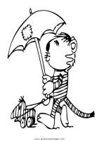 janosch 24 gratis Malvorlage in Comic & Trickfilmfiguren ...