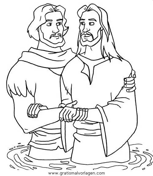 Jesus 000 gratis Malvorlage in Jesus Religionen - ausmalen