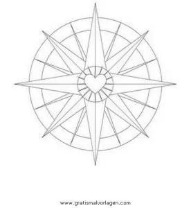 Kompass 3 gratis Malvorlage in Beliebt03 Diverse