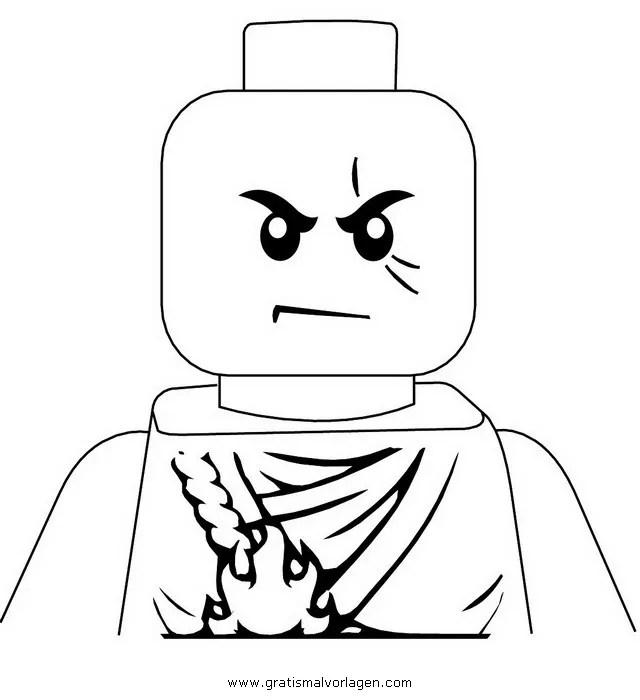 Ninjago lego 26 gratis Malvorlage in Comic