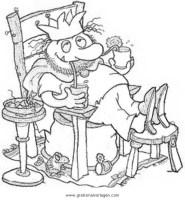 olchis 5 gratis Malvorlage in Comic & Trickfilmfiguren ...