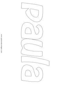 Paula 01 gratis Malvorlage in Diverse Malvorlagen Namen