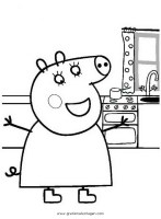 peppa wutz 01 gratis Malvorlage in Comic ...