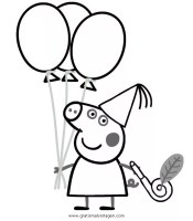 peppa wutz 25 gratis Malvorlage in Comic ...