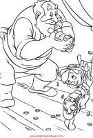 pinocchio 46 gratis Malvorlage in Comic & Trickfilmfiguren ...