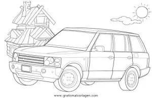 range rover gratis Malvorlage in Autos2, Transportmittel