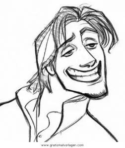 Rapunzel neu verfohnt 46 gratis Malvorlage in Comic