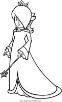 rosalina 1 gratis Malvorlage in Beliebt13, Diverse ...
