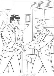 Superman 38 gratis Malvorlage in Comic & Trickfilmfiguren