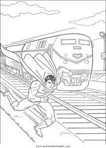 Superman 39 gratis Malvorlage in Comic & Trickfilmfiguren