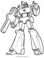 transformers megatron 3 gratis Malvorlage in Comic ...