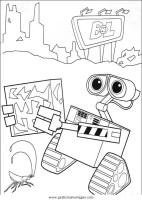 wall e 09 gratis Malvorlage in Comic & Trickfilmfiguren ...