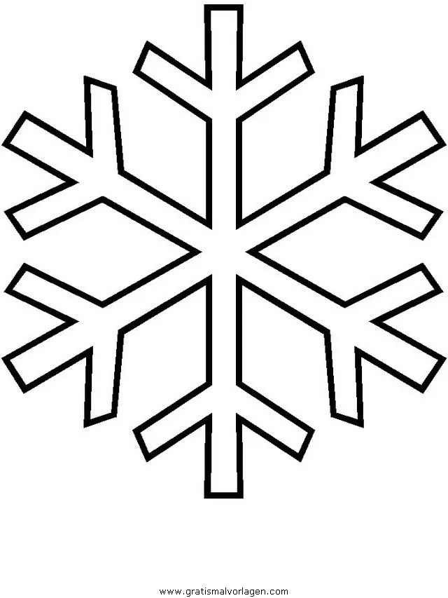 Winter 26 gratis Malvorlage in Natur Winter - ausmalen
