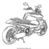 yamaha 10 gratis Malvorlage in Motorrad, Transportmittel ...