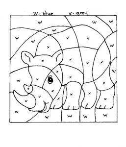 Zoo_00391 gratis Malvorlage in Tiere Zoo - ausmalen