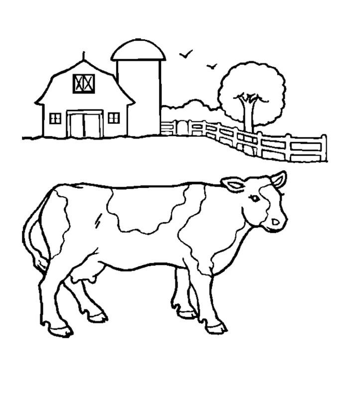 Bauernhof_00417 gratis Malvorlage in Bauernhof Diverses