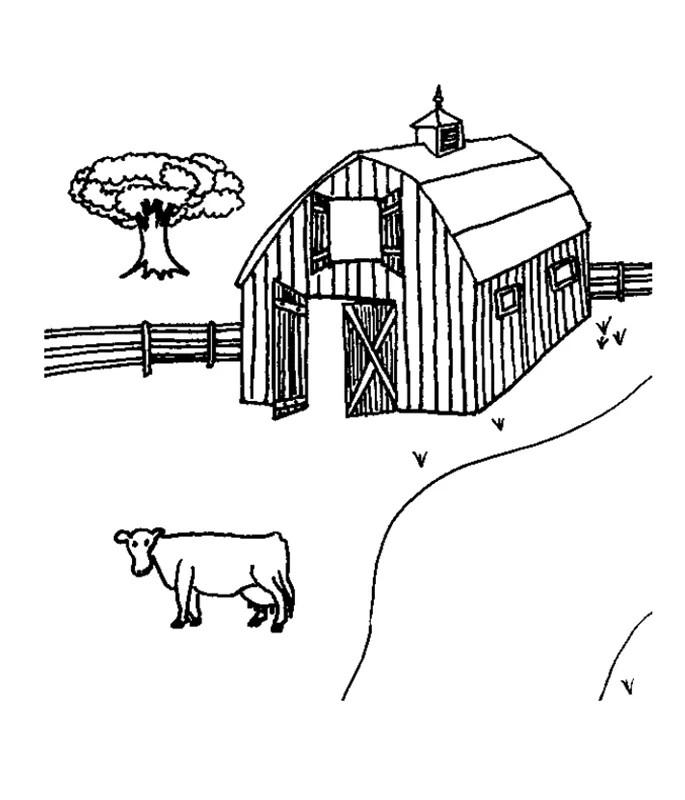 Bauernhof_00421 gratis Malvorlage in Bauernhof Diverses