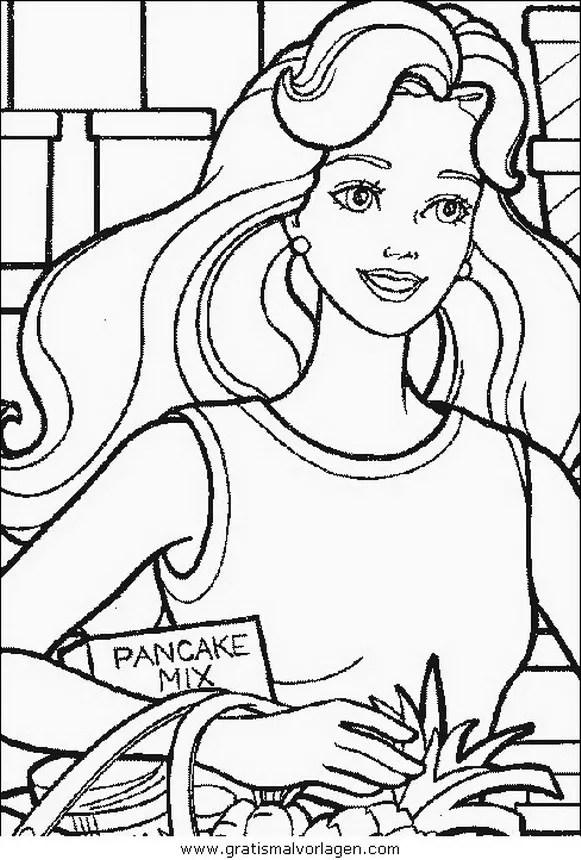 Barbie_043 gratis Malvorlage in Barbie Comic