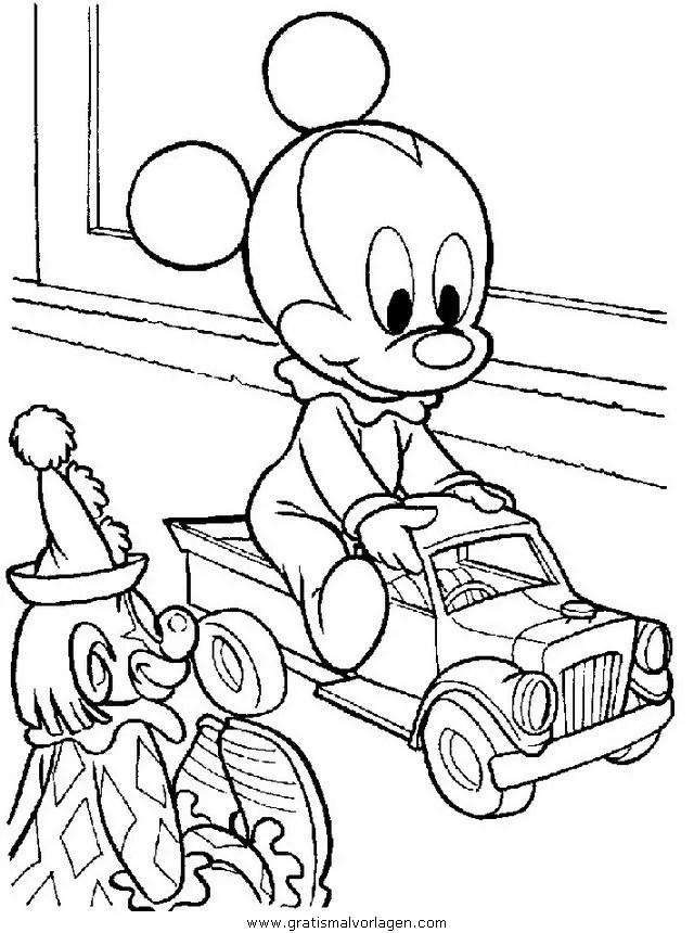 Disney micky maus 068 gratis Malvorlage in Comic