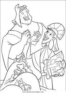 Ein konigreich fur ein lama18 gratis Malvorlage in Comic