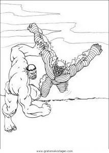 Hulk 41 gratis Malvorlage in Comic & Trickfilmfiguren
