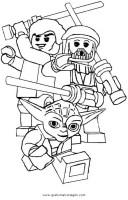 lego star wars 05 gratis Malvorlage in Comic ...