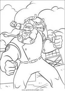 Ninja turtles31 gratis Malvorlage in Comic