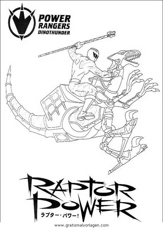 Power rangers 17 gratis Malvorlage in Comic