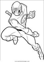 power rangers 35 gratis Malvorlage in Comic ...