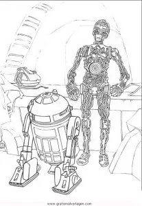 Star-wars-16 gratis Malvorlage in Science Fiction Star