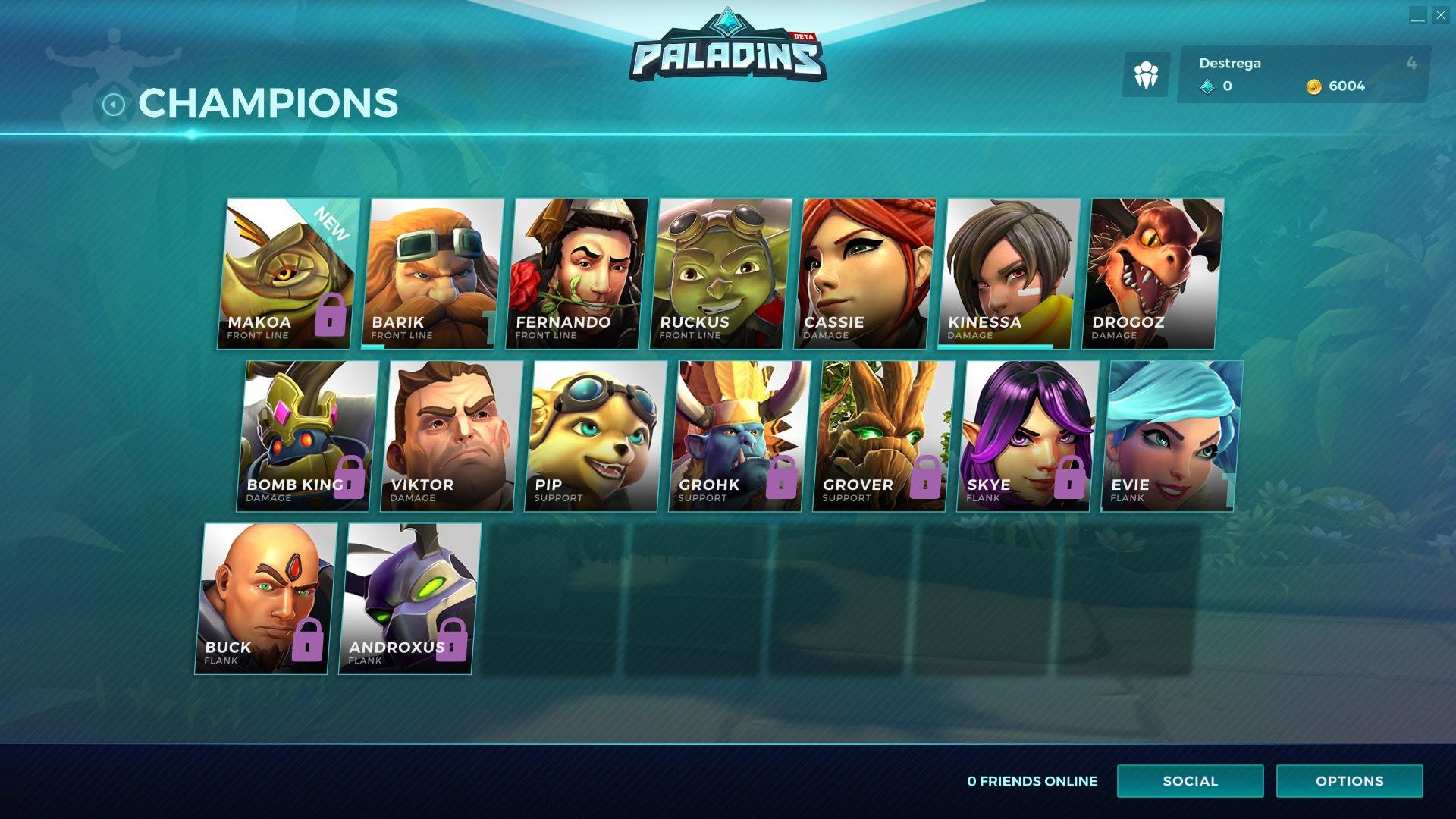 Paladins Champions Of The Realm Gratis PC Games