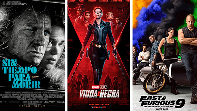 películas de acción