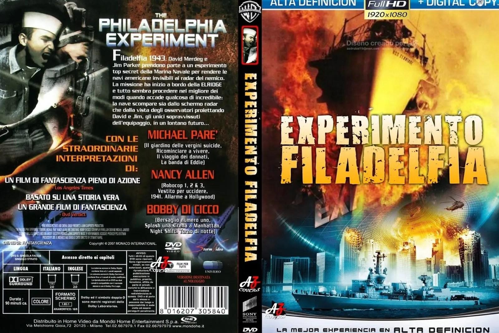 experimento filadelfia
