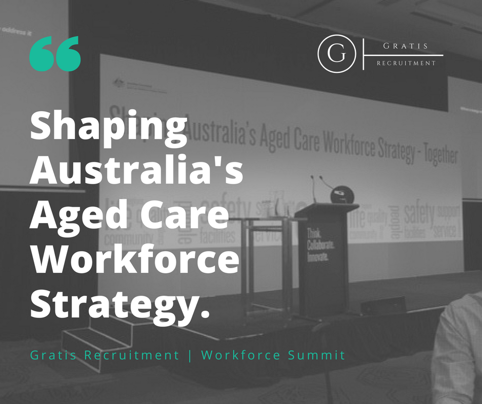 Gratis Recruitment Aged Care workforce Strategy