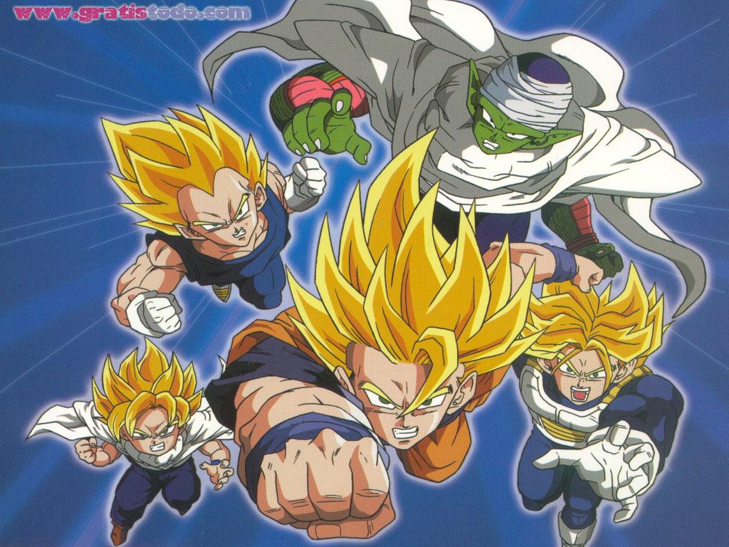 Dragon Ball Z Wallpaper Hd Fondos De Pantalla De Dragon Ball Z Wallpapers Gratis